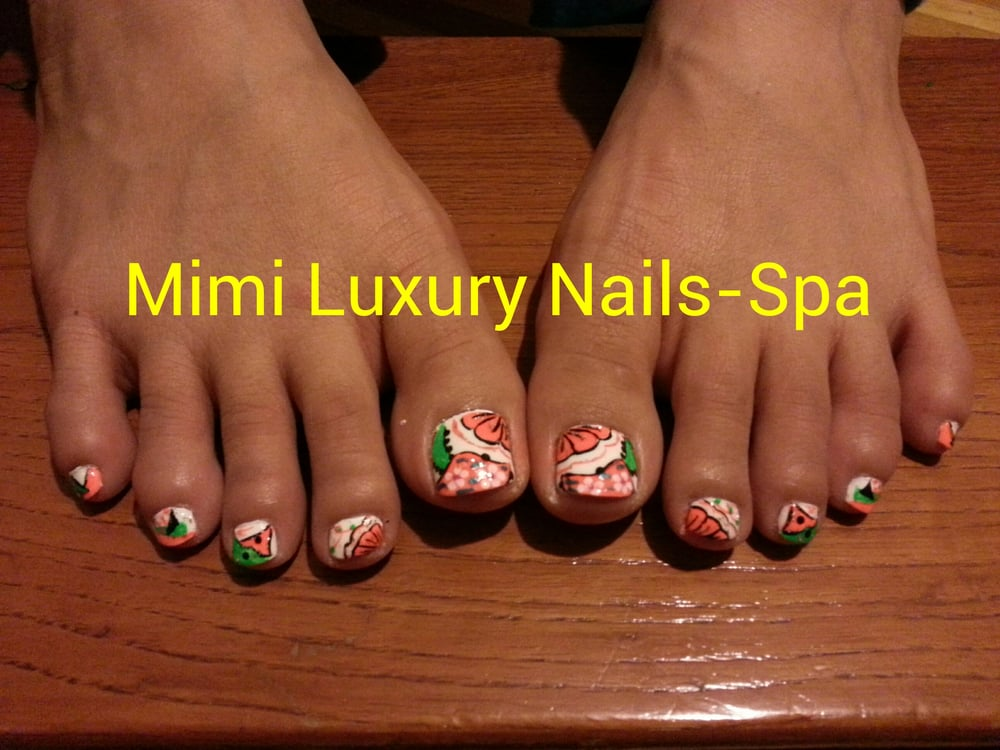 Luxury Nail Spa Near Me