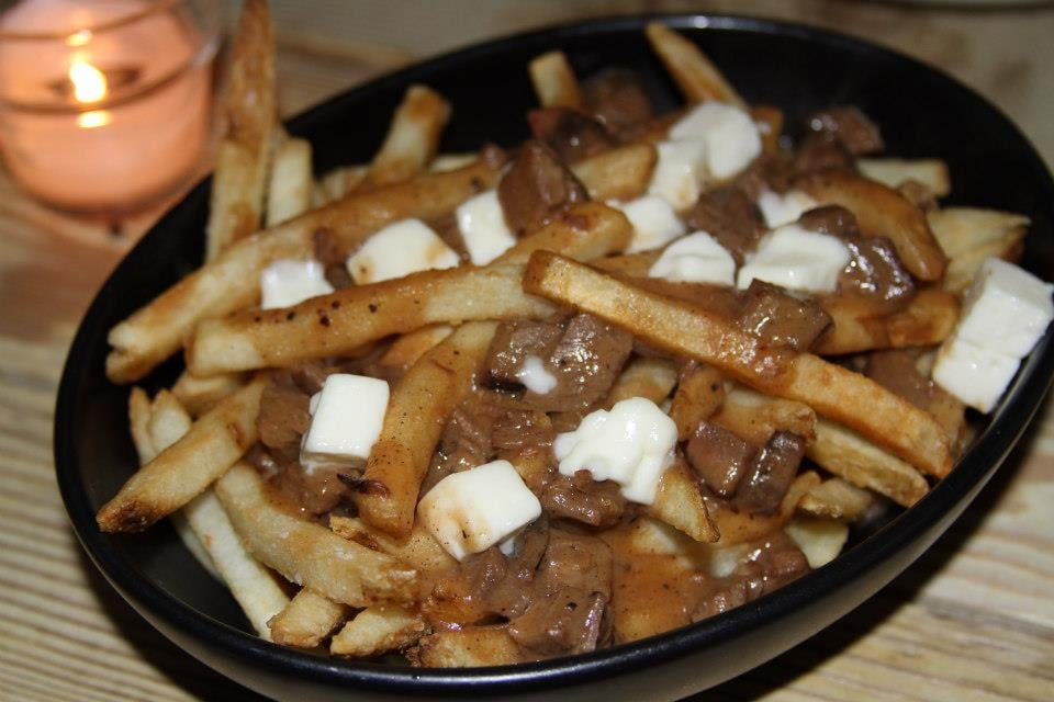 smoked meats poutine with curds and gravy | Yelp