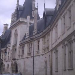 Palais Jacques Coeur - Bourges
