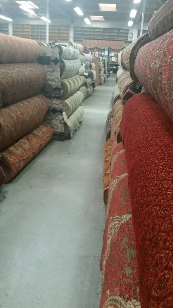 Upholstery fabric outlet furniture reupholstery vista for Furniture upholstery near me