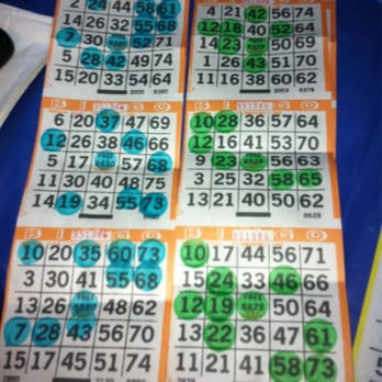 four corners bingo in pompano