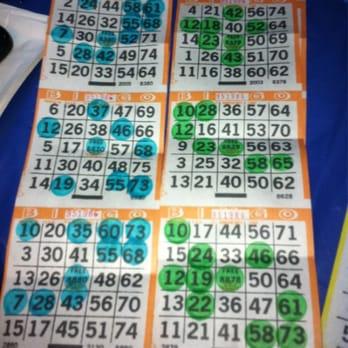 4 corners bingo pompano beach fl