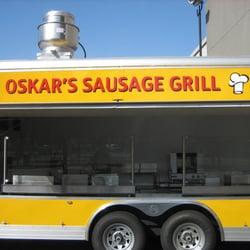 Oskar's Sausage Grill - Oskar's Sausage Grill - Berkeley, CA, Vereinigte Staaten