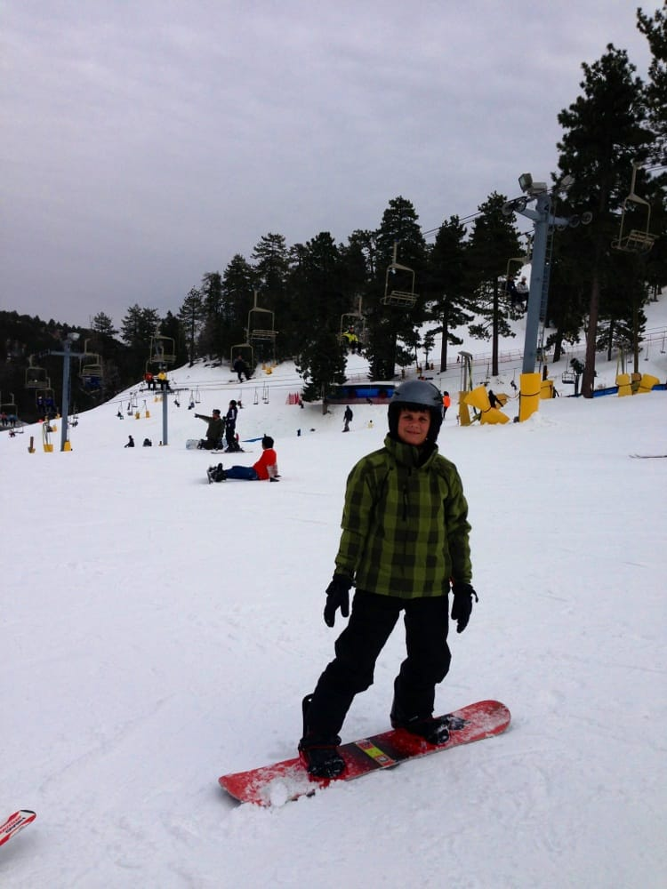 29 reviews of Mountain High Snowboarding Lessons