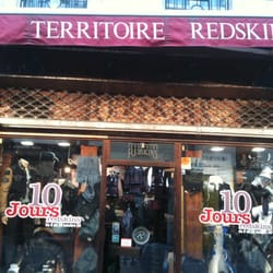 Territoire redskins, Paris