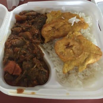 Kreyol delight haitian 4818 e busch blvd busch for Alez haitian cuisine tampa