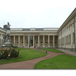 Bibliotheque Louis Aragon, Amiens, France