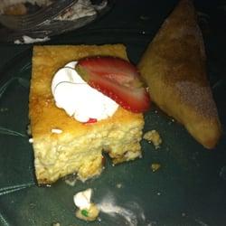 La Noche de Yelp Elite Event at Aunt Chilada's - Phoenix, AZ, États-Unis. Dessert was amazing