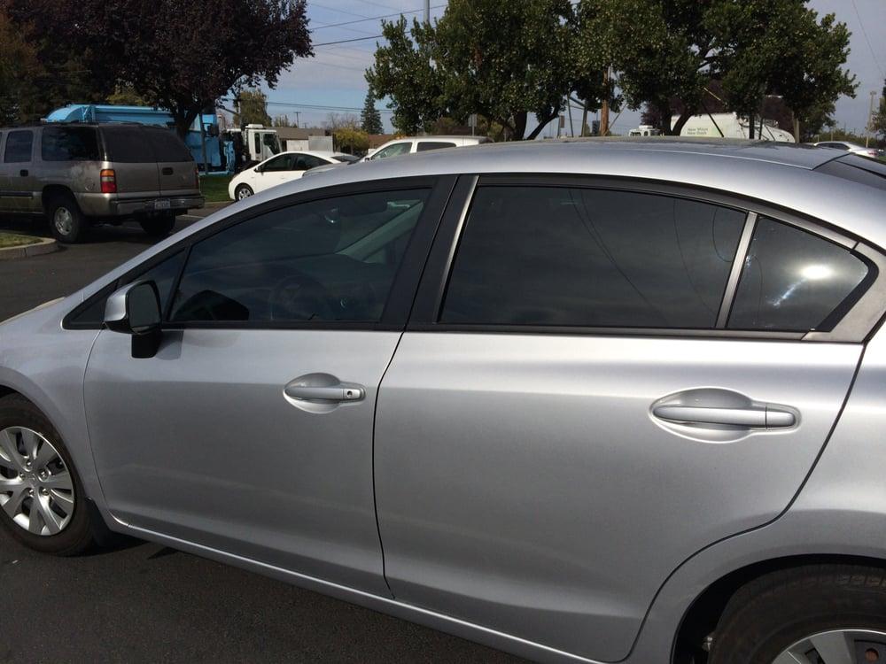 Window Tinting Sacramento >> 45% front , 20% rear | Yelp