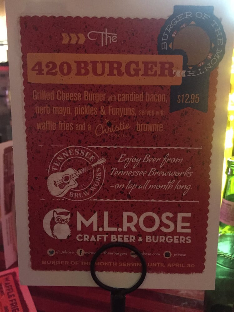 M l rose craft beer burgers west 86 photos for Best craft beer in nashville