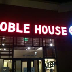 Noble House Pho Asian Grill logo