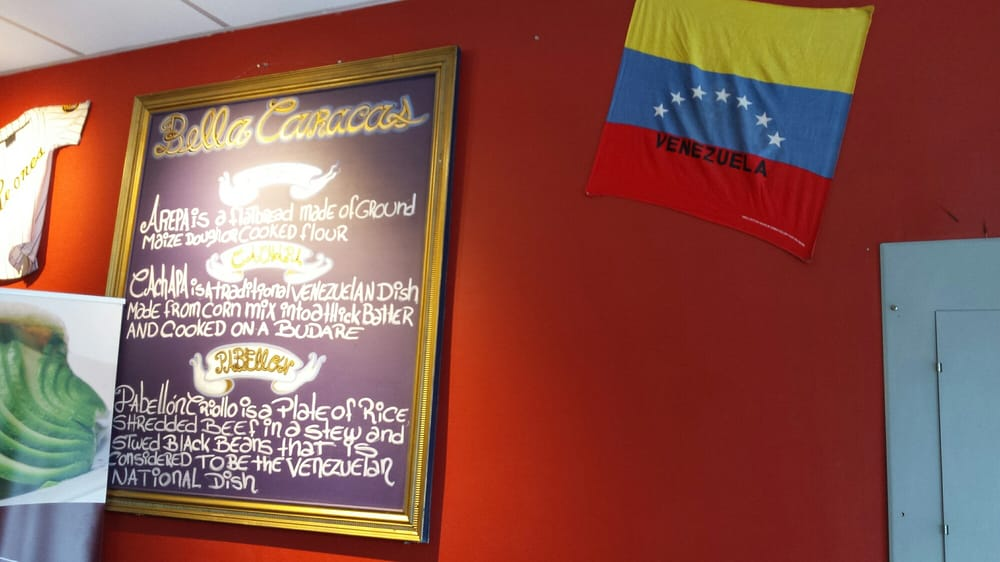 Bella Caracas Cafe