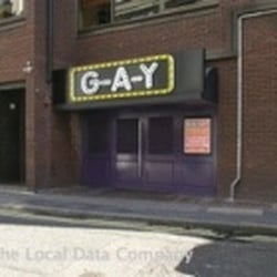 G.A.Y. Late, London