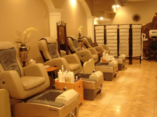 Salon Spa  Eden Prairie