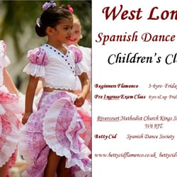 West London Spanish Dance School, London