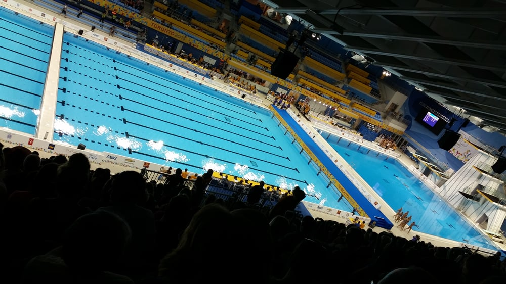 Pan Am Aquatics Centre Swimming Pools Scarborough Toronto On Canada Reviews Photos