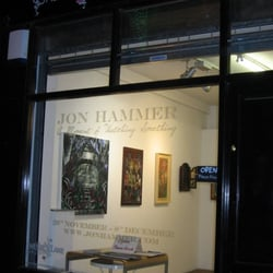 The Brick Lane Gallery, London