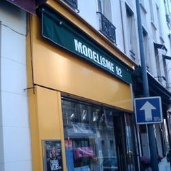 Modélisme 92, Boulogne Billancourt, Hauts-de-Seine