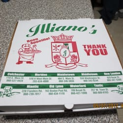 Illiano's meriden ct coupons