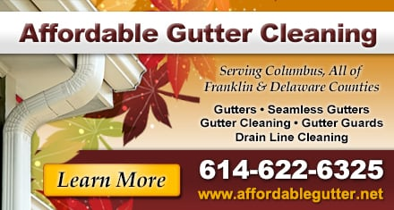 Affordable Gutter Cleaning - Building Supplies - Columbus ...