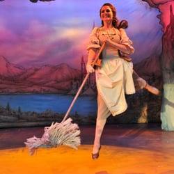 Sierra Repertory Theatre - Fallon House Theatre - Columbia, CA, États-Unis