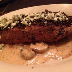 Ray's The Steaks - Arlington, VA, États-Unis. NY strip - house special