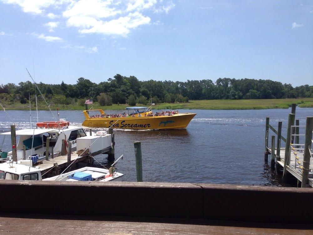 Capt Juel S Hurricane Restaurant Little River Sc