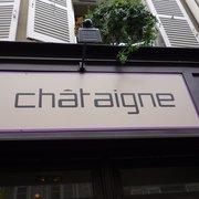 A la Châtaigne, Paris, France