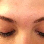 Susan's Skin Care - San Francisco, CA, États-Unis. long, luscious lashes! Thanks, Susan's Skin Care!!