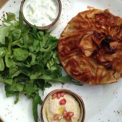 Spicy chicken and chorizo pie (seasonal…