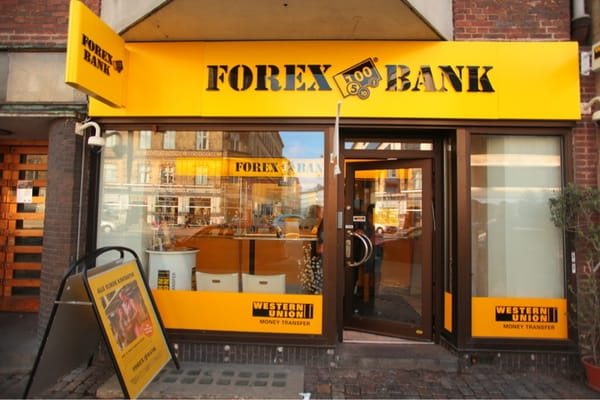 Forex bank english