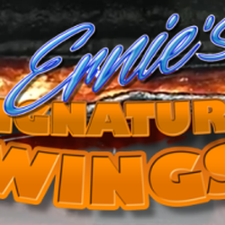 Ernie's Smokin Barbecue logo