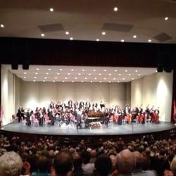 Chandler Center For The Arts - Outstanding Chandler Symphony Orchestra - Chandler, AZ, Vereinigte Staaten
