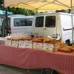 Markt in Dieulefit