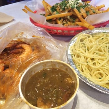 bayou union city ca united states shrimp boil with backyard bayou