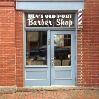 Barber Shop Portland Maine : Bens Old Port Barber Shop - Portland, ME, United States