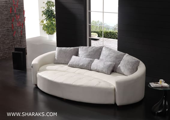 crescent circular curved bay window sofa suite yelp