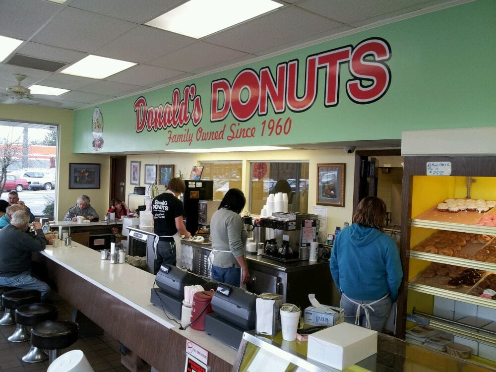 Zanesville (OH) United States  City pictures : Donald's Donuts Zanesville, OH, United States
