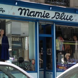 Mamie Blue, Paris, France