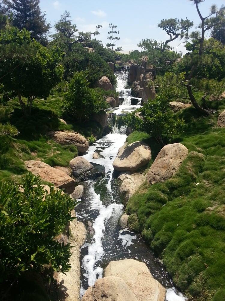 The Japanese Garden Botanical Gardens Sepulveda Basin Van Nuys Ca Reviews Photos Yelp