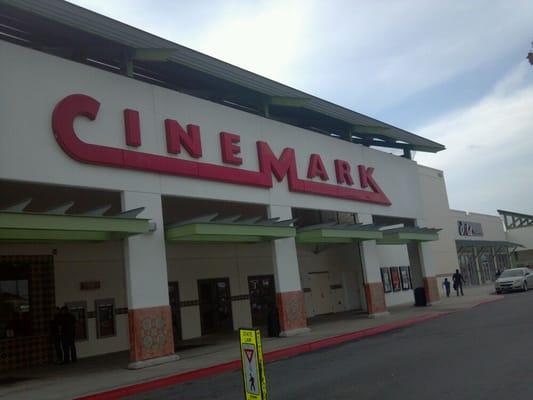 Cinemark Movies 16 - San Antonio, TX - yelp.com