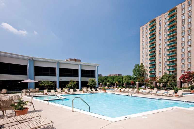 Enjoy one of three swimming pools or our lap pool yelp Swimming pools in alexandria va