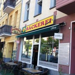 Bäckerei, Berlin