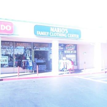 Marios Clothing Store El Cajon Blvd