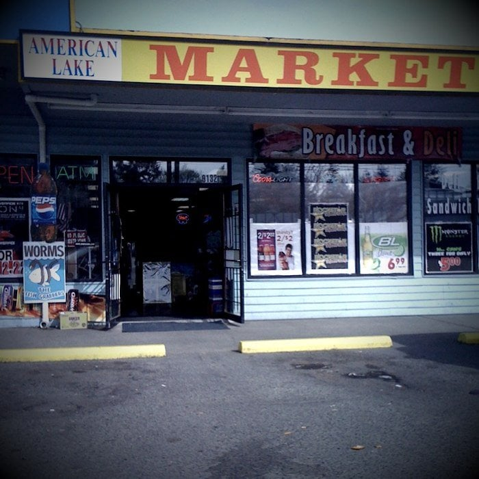 Lakewood (WA) United States  city images : American Lake Market Grocery Lakewood, WA Yelp