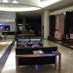 lobby/restaurant area