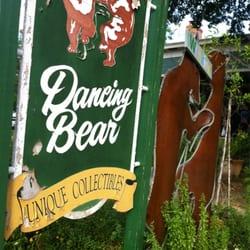 Granzin's Dancing Bear logo