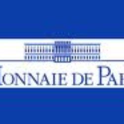 Monnaie de Paris - Paris, France. logo officiel disponible sur internet