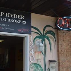 Jp hyder auto brokers