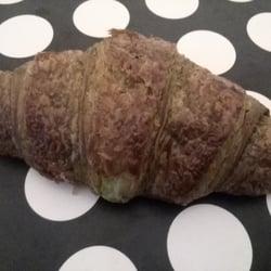 Croissant au macha